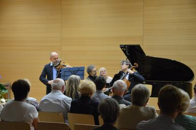 "Foto des Albums: Konzert mit dem ""Trio Metamorphosi"" (24.05.2017)"