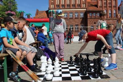 Fotoalbum Kinder- und Familientag auf dem Wittstocker Marktplatz