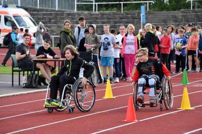 Fotoalbum 6. Mission Paralympic