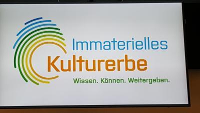 Fotoalbum Immaterielles Kulturerbe - Auszeichnungsveranstaltung in Berlin am 29.05.2017