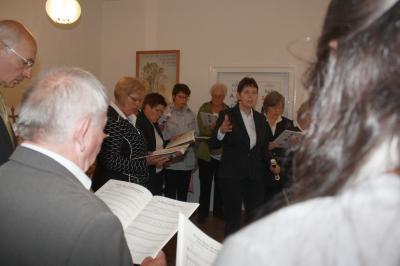Fotoalbum Konfirmation in der Bloßwitzer Kirche