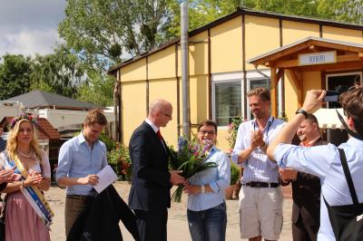 Fotoalbum Eröffnung der 23. Brandenburger Landpartie auf dem Kremmener Spargelhof