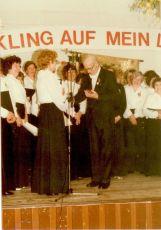 Fotoalbum Wie alles Begann mit dem Frauenchor Schenklengsfeld....