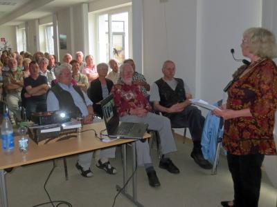 """Fotoalbum Gelungener Vortragsabend """"Orts- und Wegekreuze im Raum Schleiden"""""""
