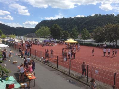 Fotoalbum Schulfest der Schülervertretung
