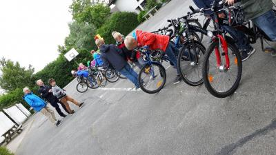 Foto des Albums: Fahrradprüfung (18.06.2017)