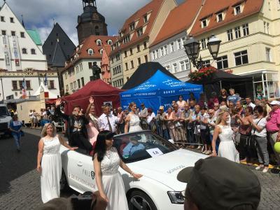 Fotoalbum Einheitsgemeinde Stadt Gerbstedt stark vertreten auf dem Sachsen Anhalt Tag 2017
