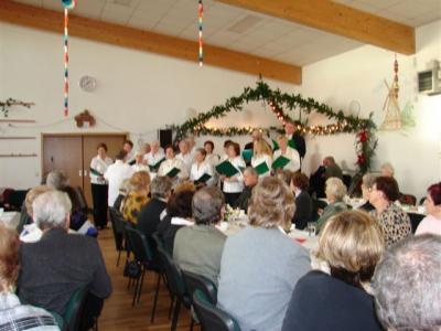 Foto des Albums: Weihnachtsfeier im Dorfgemeinschaftshaus Raduhn (15.12.2007)