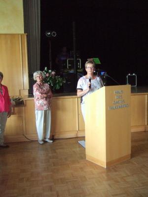 Fotoalbum Seniorennachmittag im Haus des Gastes am 17.7.17