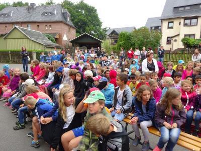 Fotoalbum Letzter Schultag 2017