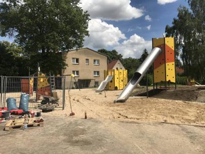 Fotoalbum Spielplatz - Straße des Friedens