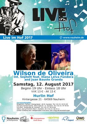 Fotoalbum Live im Hof im August 2017