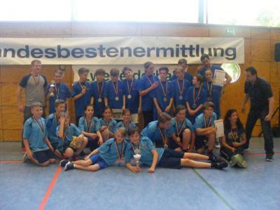 Fotoalbum Landesmeisterschaften Zweifelderball 2017