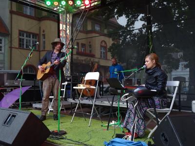 Fotoalbum Mrs. Greenbird zu Gast in Kyritz an der Knatter