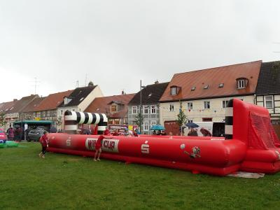 Fotoalbum Sparkassen Soccer-Cup zum Hanse-Stadtfest