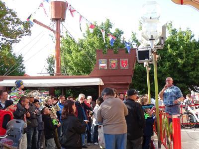Fotoalbum Dankeschön-Verlosung der Schausteller am Riesenrad