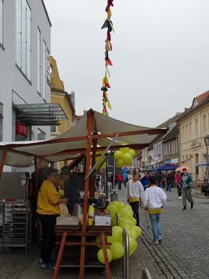 Fotoalbum Die Hansemeile zum Hanse-Stadtfest