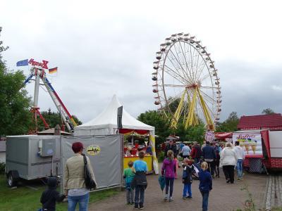 Fotoalbum Der Riesen-Rummel zum Hanse-Stadtfest