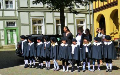 Fotoalbum Eröffnung Kulturlandprojekt in Perleberg
