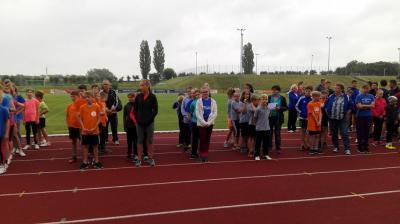 Fotoalbum Sportspiele der Uckermark Leichtathletik