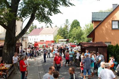 Fotoalbum Oldtimertreffen im OT Schmerkendorf am 8.7.2017