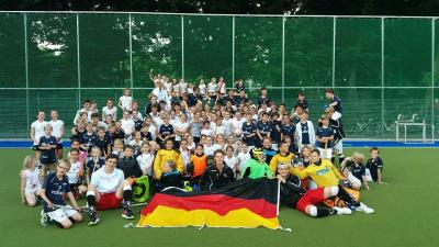 Fotoalbum U16 Länderspiel