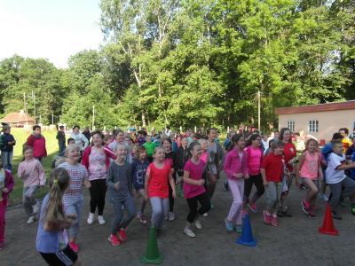 """Fotoalbum Sportfest und """"Kleine Friedensfahrt"""""""
