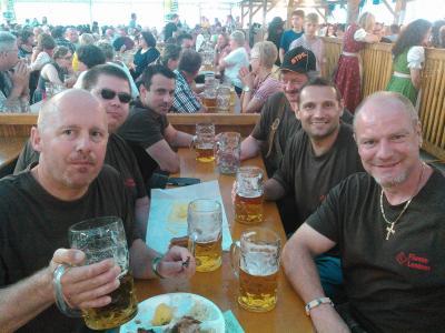 Fotoalbum Tag der Betriebe Volksfest Grafenau 2017