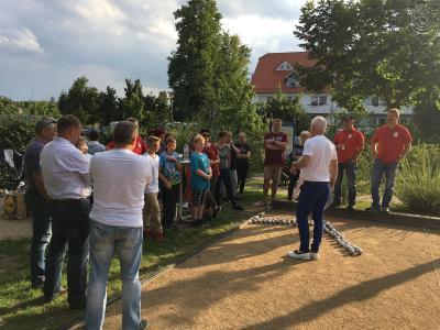 Fotoalbum 1.Boule-Turnier des LCV