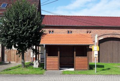 Fotoalbum Zwei neue Bushaltestellen im OT Hohengörsdorf
