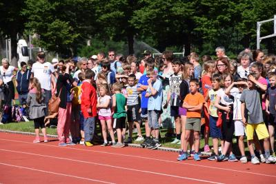 Fotoalbum Integratives Sportfest