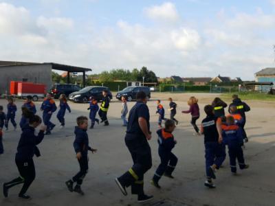 Fotoalbum Ausbildungswochenende der Jugendfeuerwehr - 2017
