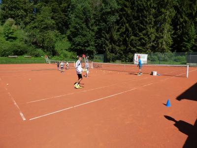 Fotoalbum Ferienprogramm 2017 - Tennis-Schnuppertag