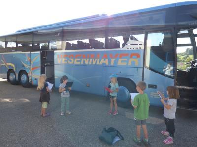 Fotoalbum Ferienprogramm 2017 - Rund um den Bus
