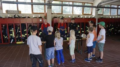Fotoalbum Ferienprogramm 2017 - Feuer und Flamme