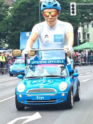 Fotoalbum Tour de France in Ratingen