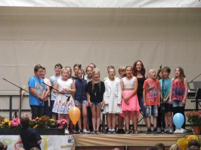 Fotoalbum Schuljahresabschlussfest 1