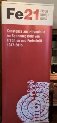 Fotoalbum Kunstguss aus Hirzenhain im Burgmuseum Schlitz