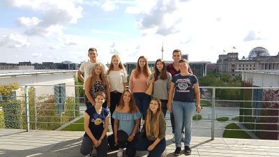 Fotoalbum Berlin-Exkursion des Sozialkunde-Leistungskurses (MSS 13)