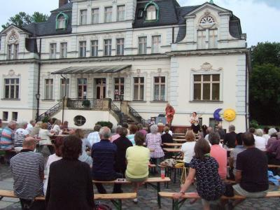 Foto des Albums: Theater im Schlosshof Uebigau (11.09.2017)