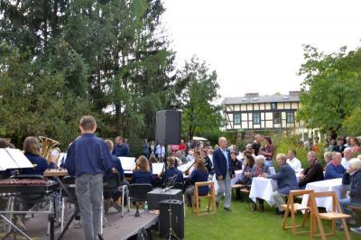 Fotoalbum 21. Backofenfest im Falkenseer Museumsgarten