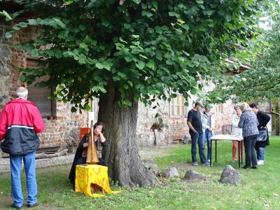 Fotoalbum Tag des offenen Denkmals im Kulturzentrum Klosterviertel Kyritz