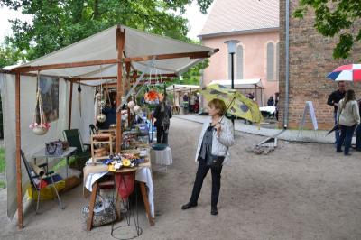Fotoalbum 5. Falkenseer Kunstmeile mit Demokratieforum der Partnerschaft für Demokratie