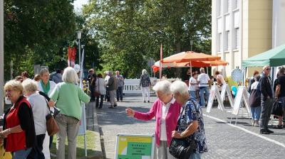 Fotoalbum Gesundheitsmarkt
