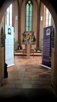 Fotoalbum 500 Jahre Reformation Exponate aus dem Kunstguss Museum Hirzenhain