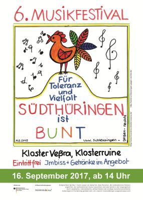 Fotoalbum Südthüringen ist bunt - 6. Musikfestival