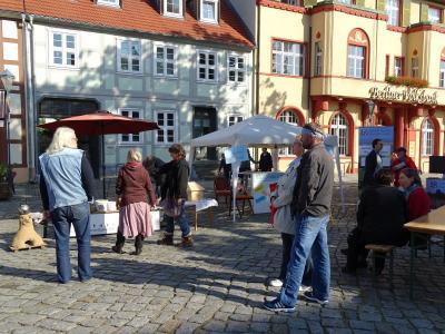 Fotoalbum Markt der regionalen Möglichkeiten