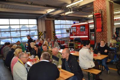 Fotoalbum Herbstfest des Fördervereins der Freiwilligen Feuerwehr Perleberg