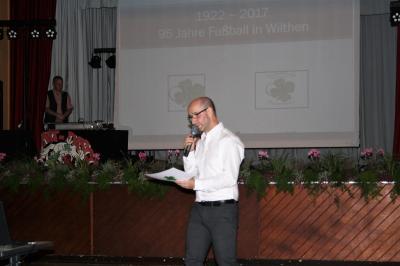 Fotoalbum Festveranstaltung 95 Jahre Fußball in Wilthen