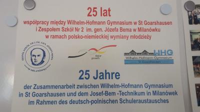 Fotoalbum Polen-Austausch feierte 25-jähriges Jubiläum